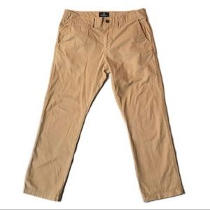 American Eagle Outfitters khaki jeans